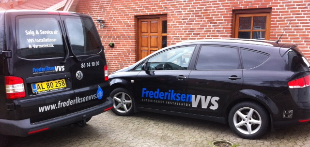 Frederiksen VVS
