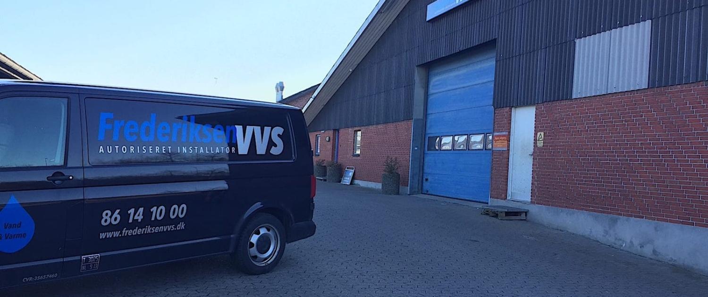 Frederiksen VVS Aarhus & Galten